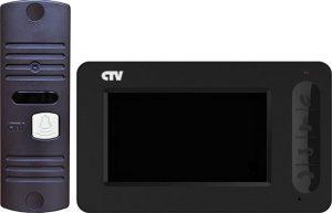 CTV-DP400 Комплект цветного видеодомофона