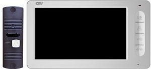 CTV-DP700 Комплект цветного видеодомофона