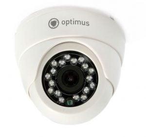 Аналоговые камеры видеонаблюдения