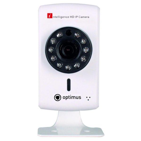 Фото 1 - Камера видеонаблюдения со звуком IP-H061.0W(2.8).