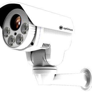Поворотная AHD-видеокамера с оптическим зумом AHD-H082.1(4x)