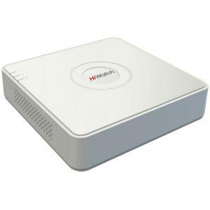 Видеорегистратор TVI HiWatch DS-H104G