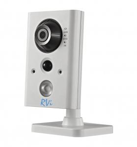 Корпусная миниатюрная IP камера RVi-IPC12SW (2,8 мм)