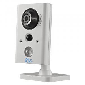 Фото 7 - Корпусная миниатюрная IP камера RVi-IPC12SW (2,8 мм).
