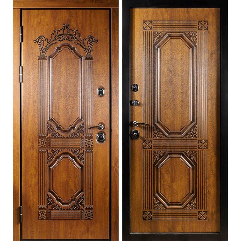 Вскрыть деревянные двери