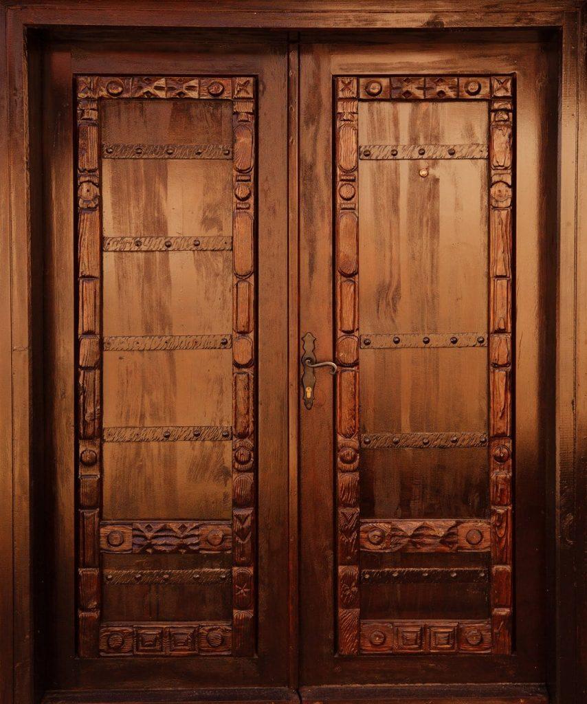замки дверные деревянные
