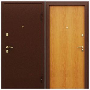 Замена замка в стальной двери