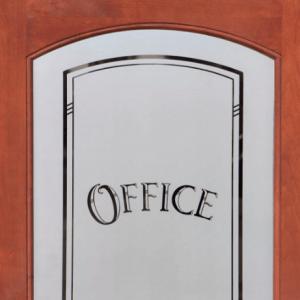 Ремонт входных дверей в офисе