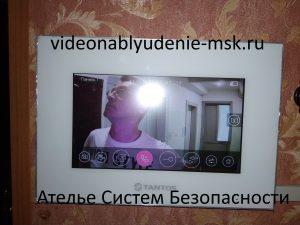 Установка видеодомофона Marilyn HD