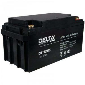 Аккумулятор герметичный свинцово-кислотный 12 В, 65 Ач