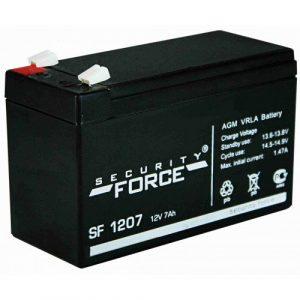 Фото 3 - Аккумулятор герметичный свинцово-кислотный 12 В, 7 Ач.