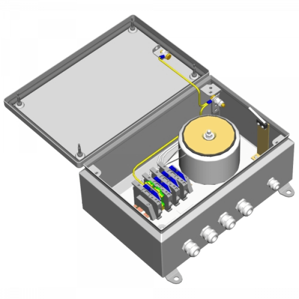 Блок питания уличный БПУ-3-220VAC-24 (27) VAC/10А