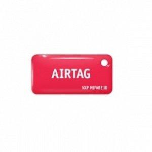 Фото 28 - Брелок AIRTAG Mifare ID Standard (красный).