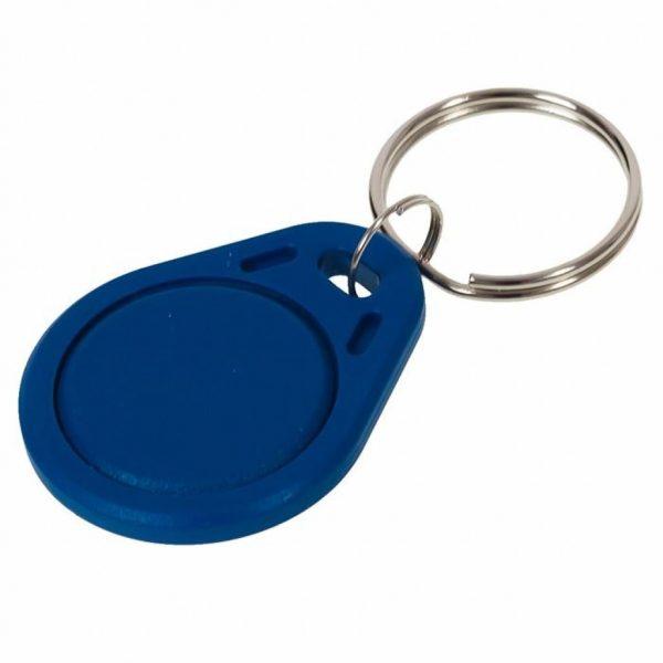Фото 1 - Брелок R-fid EM-Marin (цвет синий, два кольца).