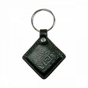 Фото 55 - Брелок proximity кожаный VIZIT-RF2.2 black.