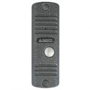Фото 3 - Вызывная аудиопанель AVC-105 цвет серебро.