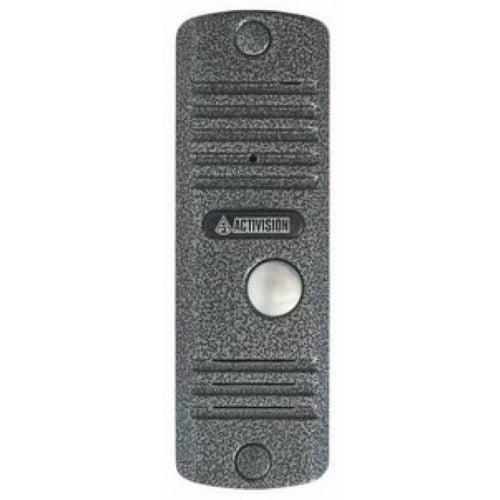 Фото 1 - Вызывная аудиопанель AVC-105 цвет серебро.