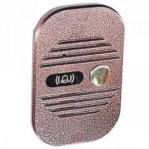 Вызывная аудиопанель JSB-A03 PAL (медь) врезная