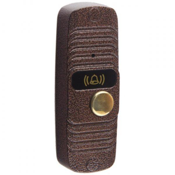 Фото 1 - Вызывная аудиопанель JSB-A05 PAL (медь) накладная.