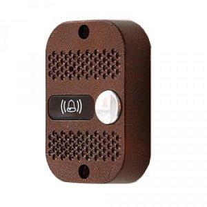 Вызывная аудиопанель JSB-A081 PAL (медь) накладная