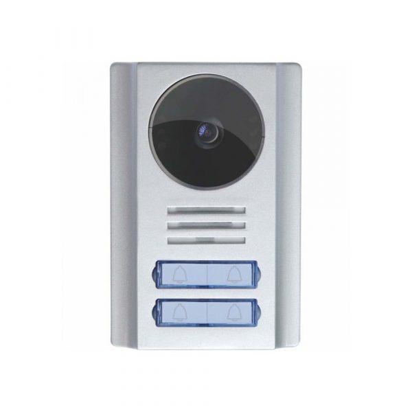 Фото 1 - Вызывная панель для видеодомофона Stuart-4.