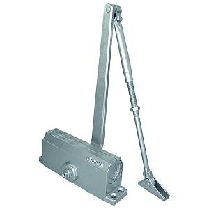 Доводчик дверной E-603D (серебро)