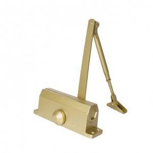 Доводчик дверной TS-77 EN2 (золотой)