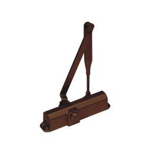 Доводчик дверной TS Compakt (коричневый)