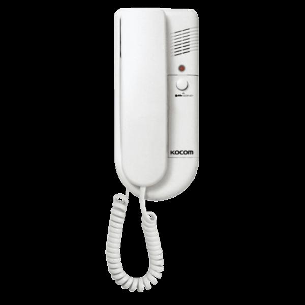 Домофон DP-203HA (белый) переговорная трубка
