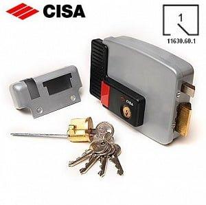 Фото 10 - Замок электромеханический CISA 11630.60.1.