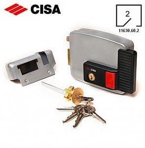 Замок электромеханический CISA 11630.60.2