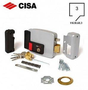 Замок электромеханический CISA 11630.60.3