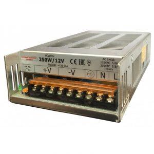 Импульсный блок питания 250W/12V (без вентилятора)