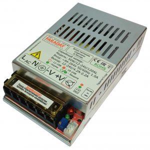 Импульсный блок питания 50W/12-24V/120AL