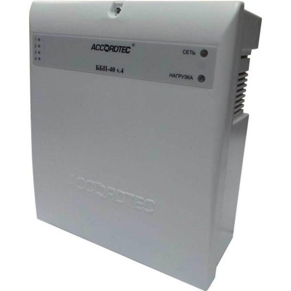 Источник вторичного электропитания ББП-40 v.4 исп. 1