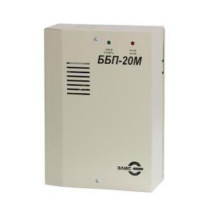 Источник вторичного электропитания резервированный ББП-20