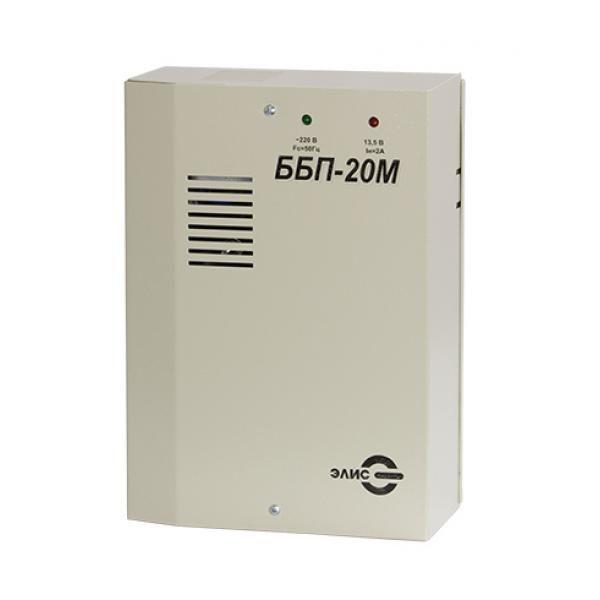 Фото 1 - Источник вторичного электропитания резервированный ББП-20.