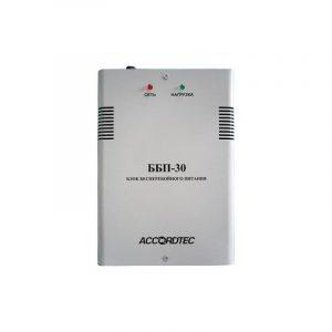 Источник вторичного электропитания резервированный ББП-30 исп.1