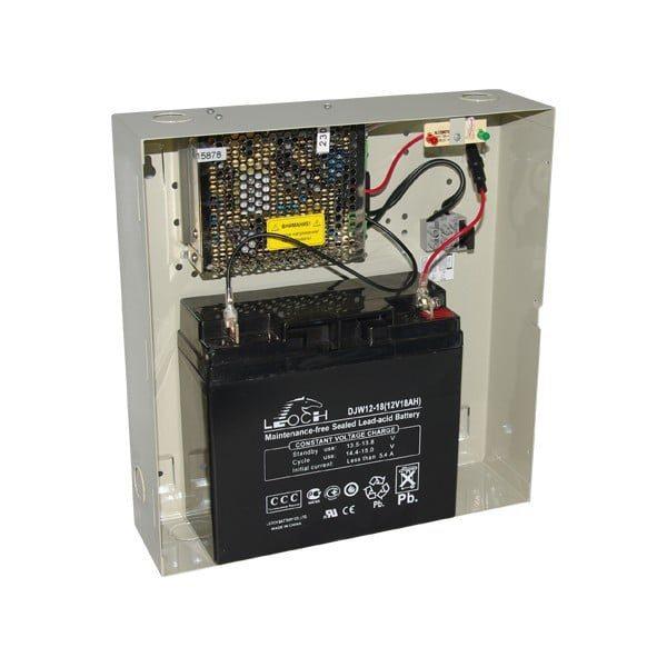 Источник вторичного электропитания резервированный ББП-30 исп.2