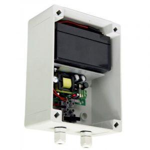 Источник вторичного электропитания резервированный Резерв 12/2У4.5КС