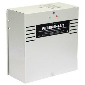 Фото 5 - Источник вторичного электропитания резервированный Резерв 12/3.