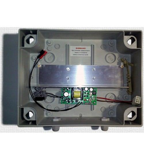 Фото 1 - Источник вторичного электропитания резервированный Резерв 12/5У7.
