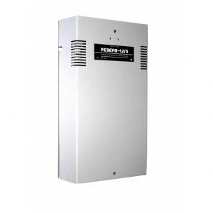 Источник вторичного электропитания резервированный Резерв 12/5 BOX (цвет корпуса черный)