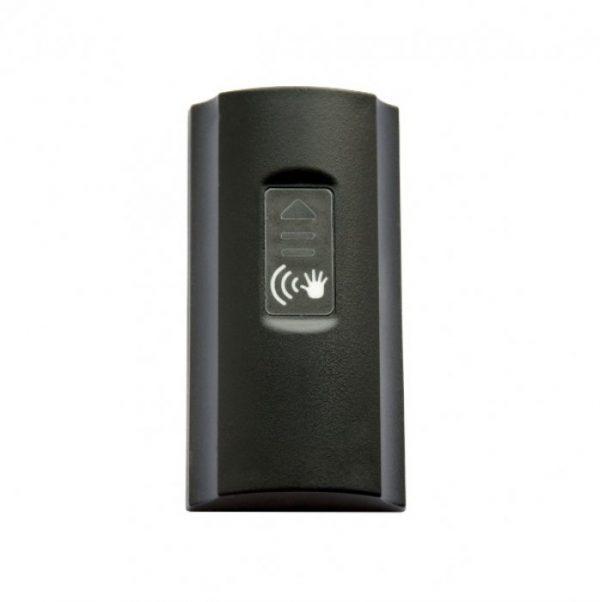 Фото 1 - Кнопка выхода бесконтактная Магия-2 (черный).