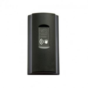 Кнопка выхода бесконтактная Магия-3 (черный)