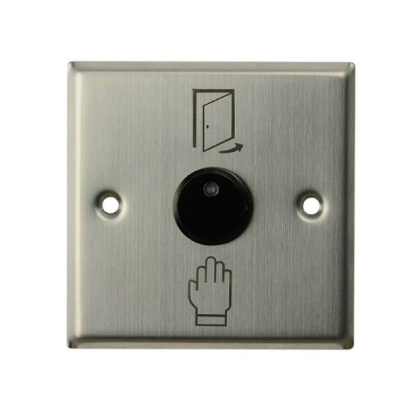 Фото 1 - Кнопка выхода бесконтактная SI-80.