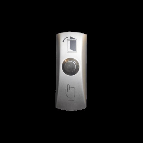 Фото 1 - Кнопка выхода накладная металл DR-02.