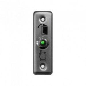 Кнопка металлическая, врезная ST-EX010