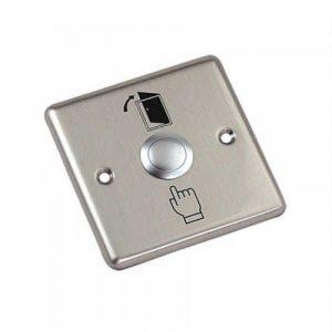 Кнопка металлическая, врезная ST-EX110