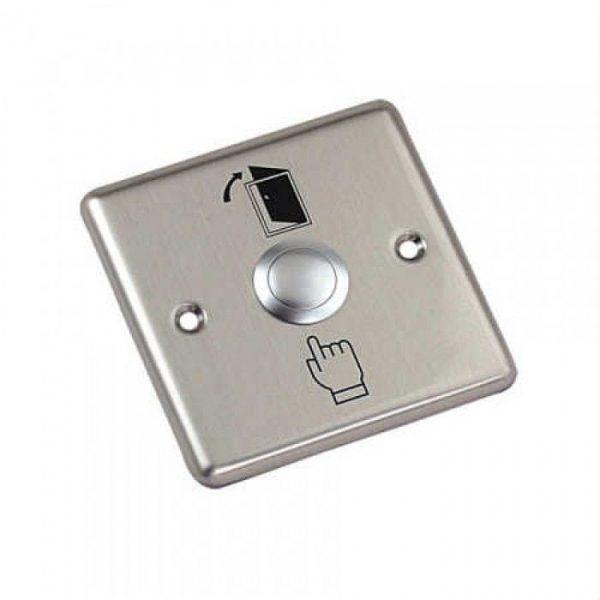 Фото 1 - Кнопка металлическая, врезная ST-EX110.